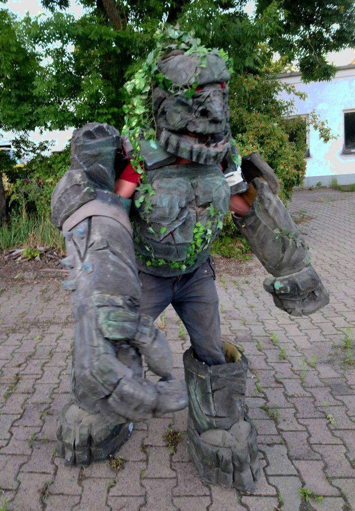 Troll Walking Act