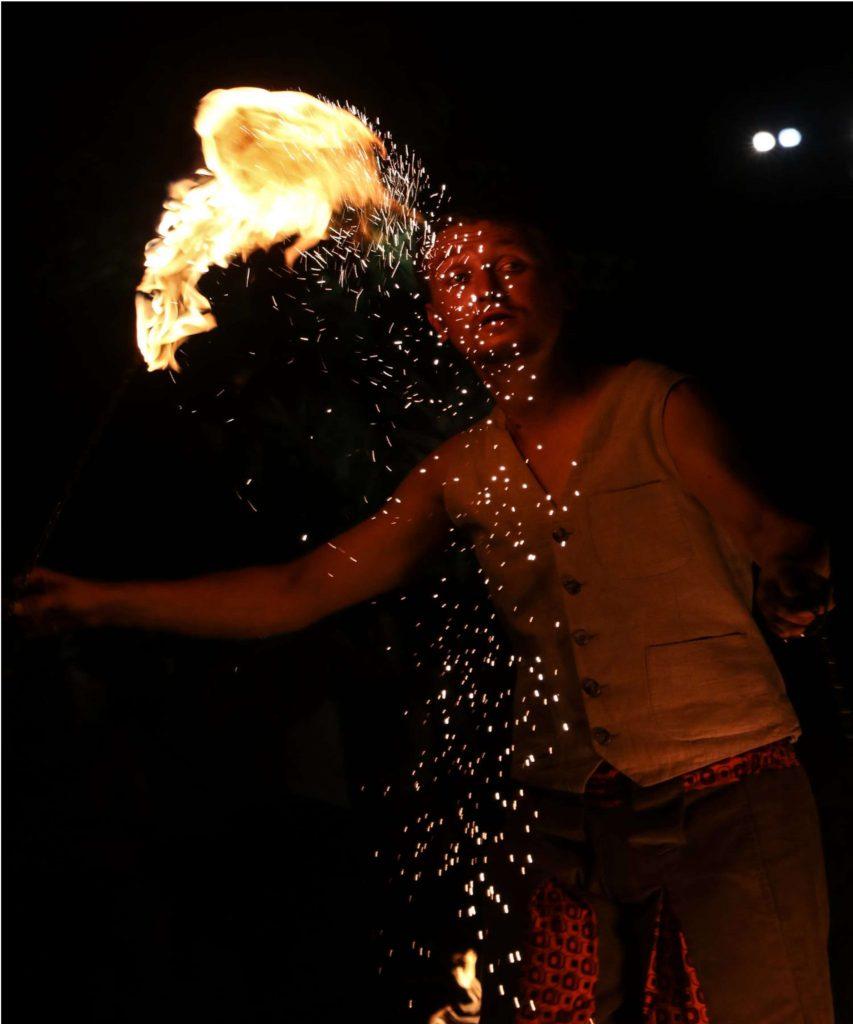 Show & Spektakel Feuershow